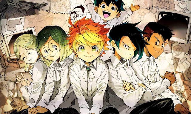 Manga The Promised Neverland se toma otra semana de pausa