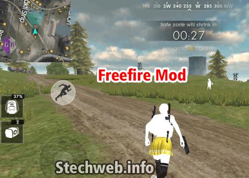 Garena Free Fire Mod Apk v1.52.0 (Aimbot, MOD Menu, Ammo) Download