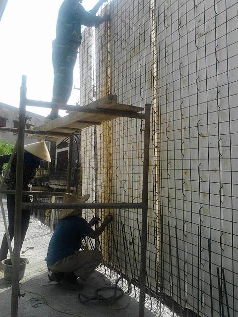 Tường panel 3d chịu lực