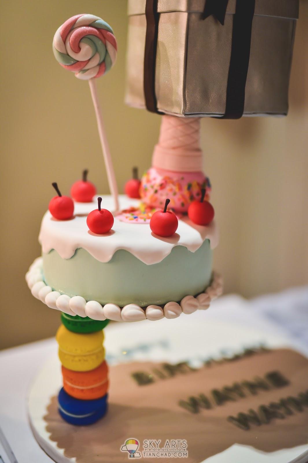 Waynes Birthday Party Walnut Cafe Bar Puchong