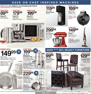 Home Outfitters Flyer  Weekly - New! Sleepology valid september 22 - 28, 2017