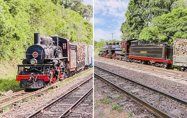Trem dos Vales - Guaporé até Muçum
