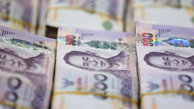เก็งกำไรค่าเงินบาท ในตลาด  Forex USDTHB