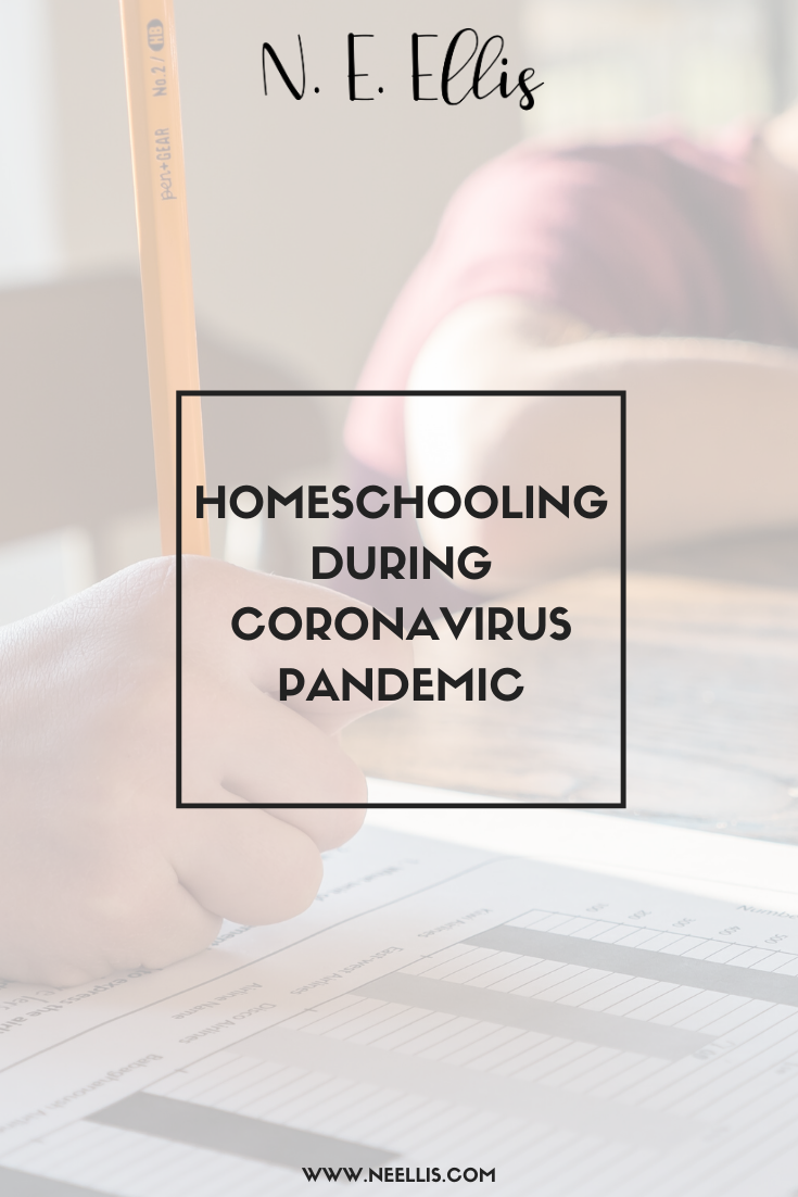 Homeschooling During Coronavirus Pandemic | Use whichever option works for you and your family. How are you homeschooling?