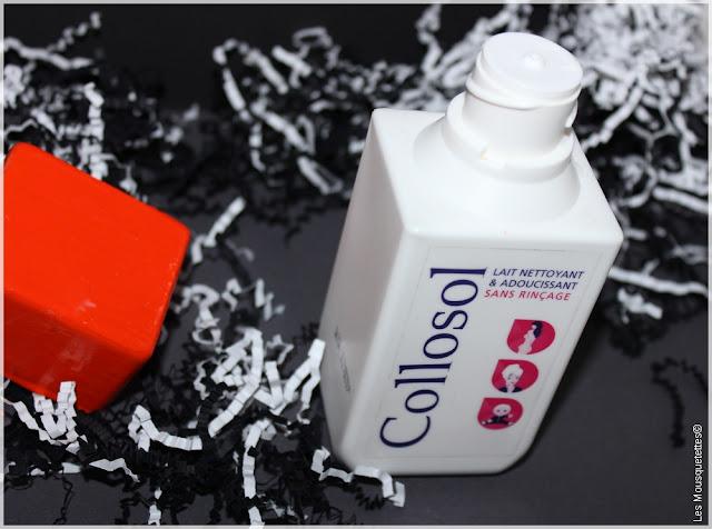 La vérité sur le Collosol, lait nettoyant visage - Les Mousquetettes©