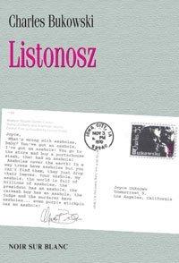 Okładka książki Listonosz