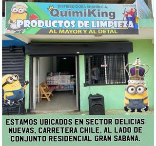 QuimiKing - Cabimas
