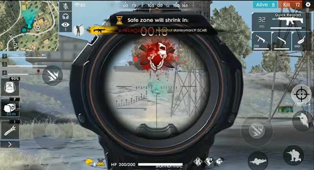 cheat headshot