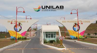 Unilab divulga editais para dois concursos públicos no Ceará