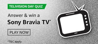 Amazon Television Quiz - Which Bollywood megastar made his television debut in 2000 with an Indian version of a British game show?