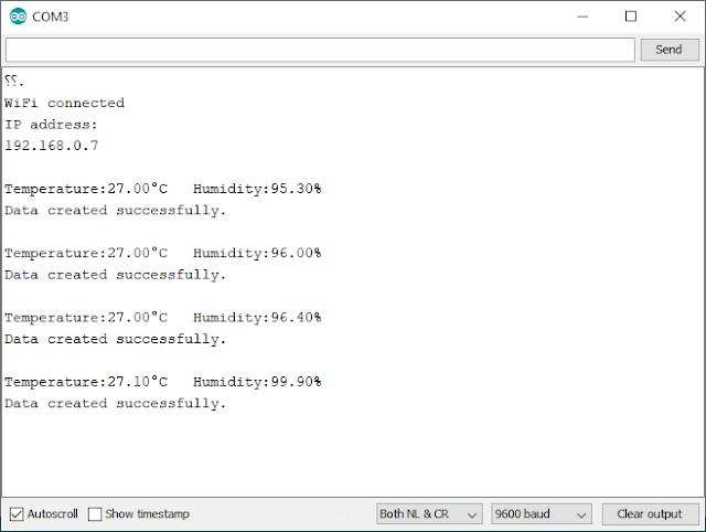 nodemcu GET request php mySQL
