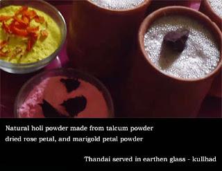 Thandai Milk - Dol special