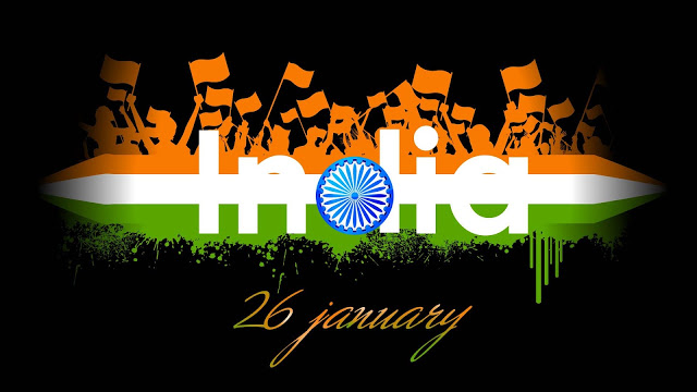 Republic Day Greeting For Facebook