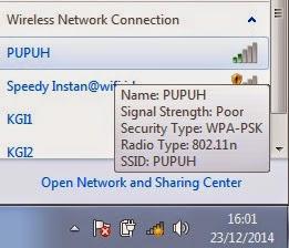 Dumper tidak bisa scan wifi - polarsplash
