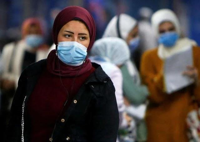 مصادر باللجنة العلمية لمكافحة فيروس كورونا بوزارة الصحة - لا يمكن تحديد موعد ذروة إصابات الموجة الثانية لفيروس كورونا