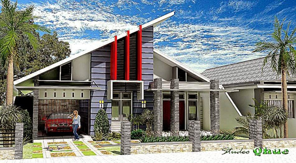 Desain Atap Rumah Minimalis  Design Rumah Minimalis