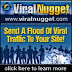 ViralNugget Review- How To Earn Money and Free Traffic With ViralNuget