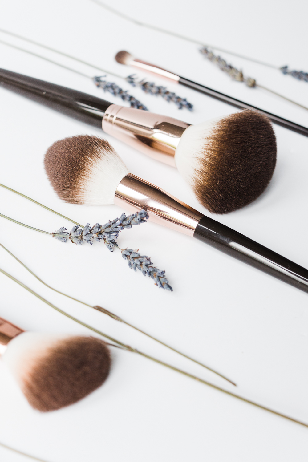 Rosie-for-autograph-rose-gold-makeup-brushes-review-Barely-there-beauty-blog-photography