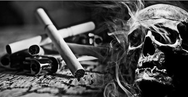 Ngeri : 7 Bahan mengerikan yang terkandung dalam sebatang rokok