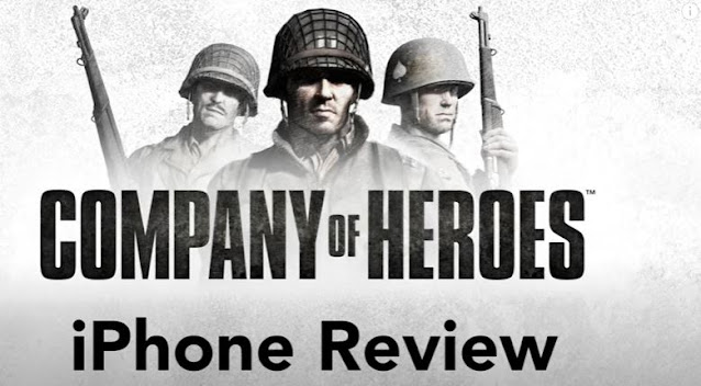 Company of Heroes for iPhone