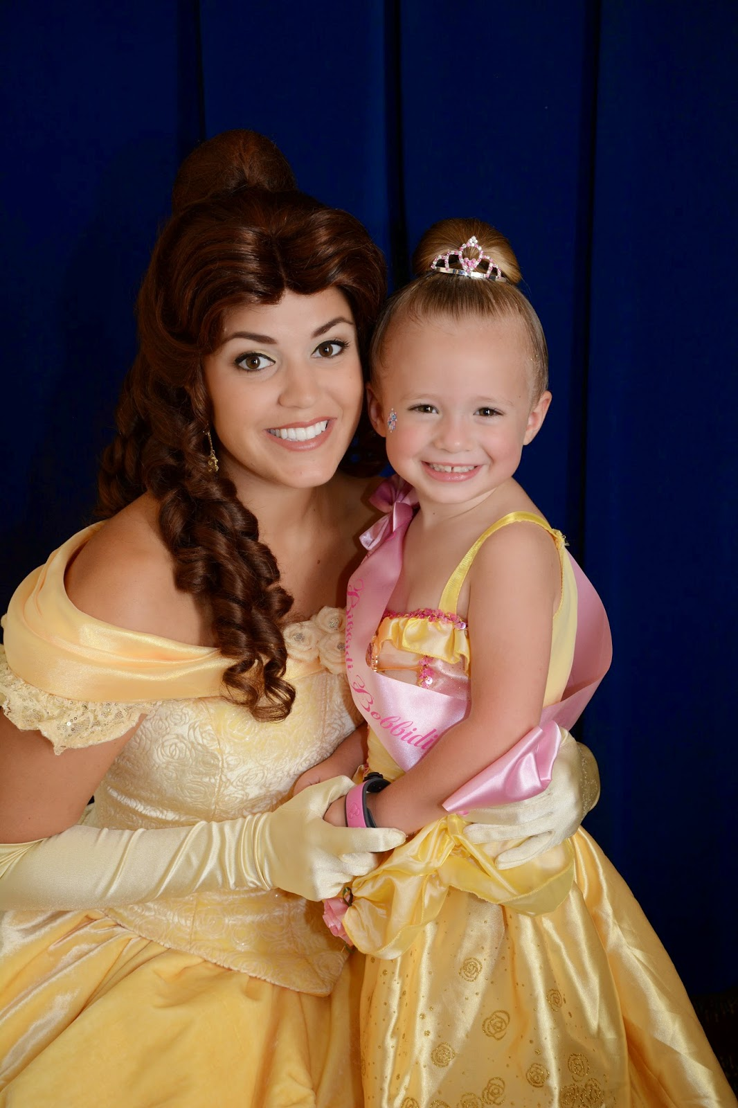 The Little Things Disney Princess Storybook Dining At