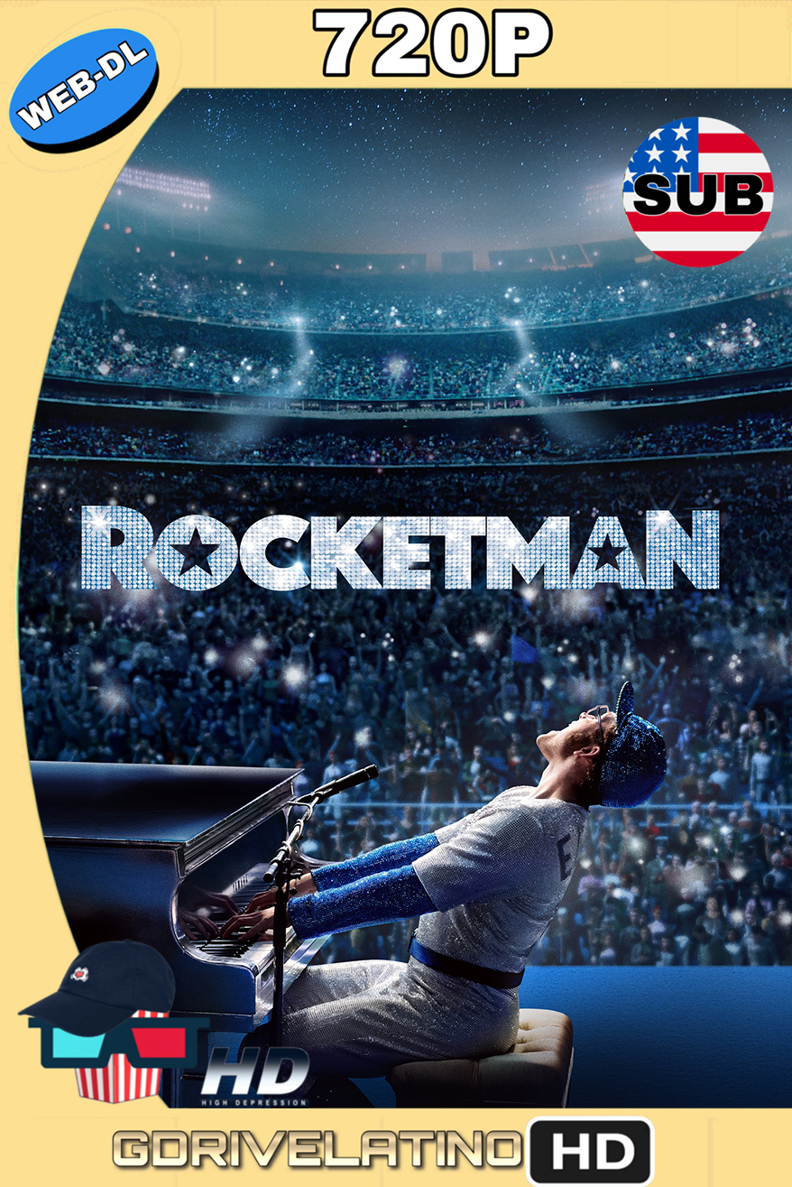Rocketman (2019) WEB-DL 720p (SUBTITULADO) MKV