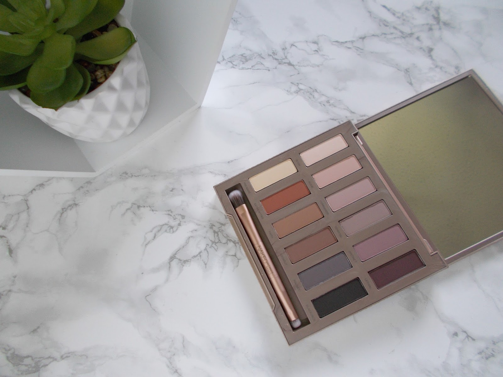 Urban Decay Naked Ultimate Basics review