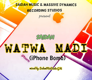Saidah – Watwa Madi (Mixed By Sedem MixBeatz Gh)