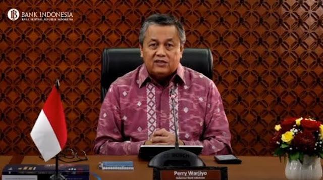 Rupiah Tembus Rp 13.000, Gubernur BI: Alhamdulillah Rahmat Allah