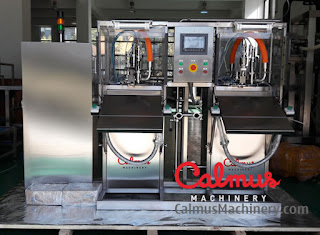 BIBF102 Double-head filler for Bag-in-Box Spring Water