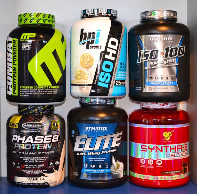 Protein Supplements. Do you really need to take it?