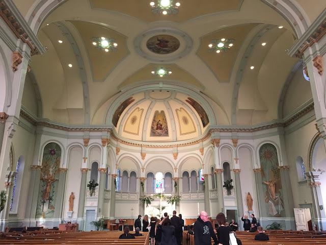 St. John Chrysostum Church in Arnprior - a grand venue for a choir!