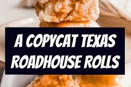 A Copycat Texas Roadhouse Rolls Recipe #copycatrecipes #copycat #cinnamon #butter #sidedish