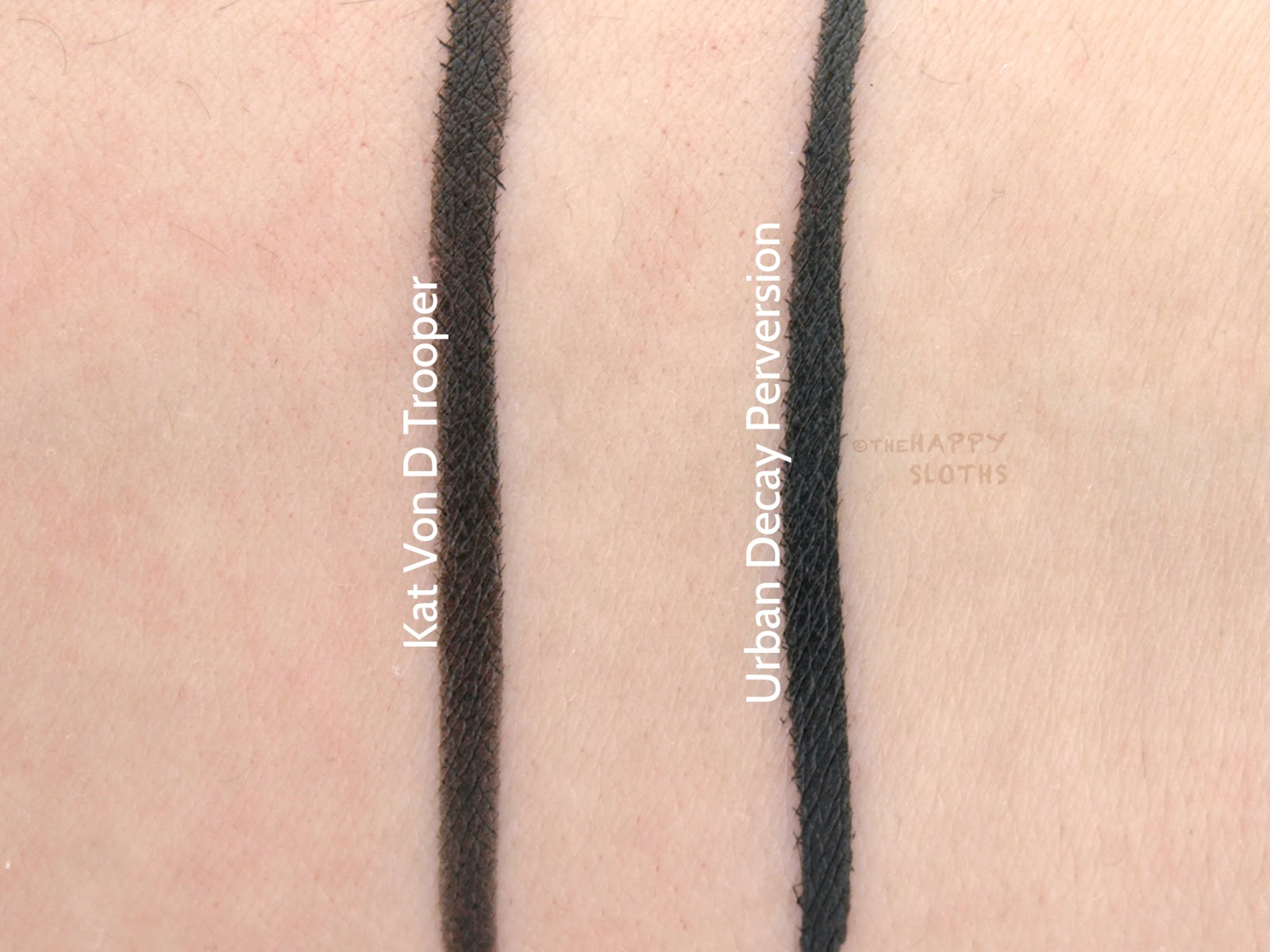 Urban Decay Perversion Waterproof Fine Point Eye Pen Review And