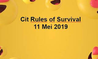 Link Download File Cheats Rules of Survival 11 Mei 2019