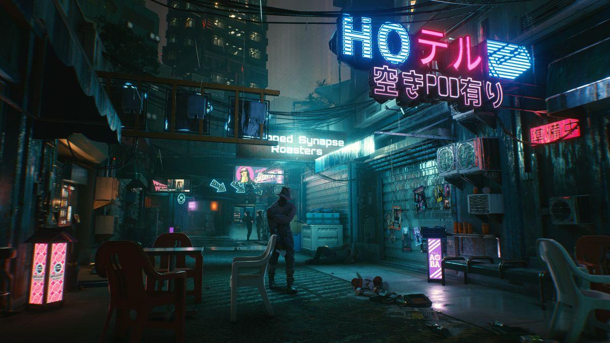New Cyberpunk 2077 mod expands hacking options