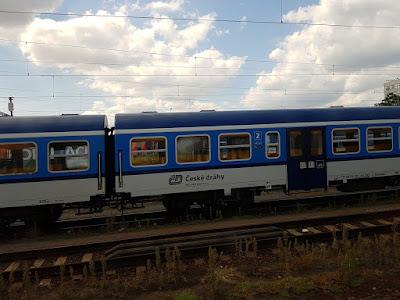 treni a brno
