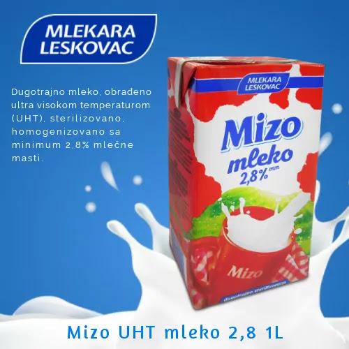 Mizo Mleko-Mlekara Leskovac