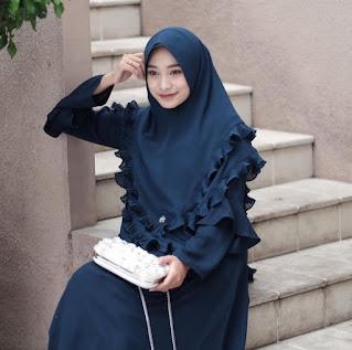 Hijab princess dinda khimar untuk hijab lebaran