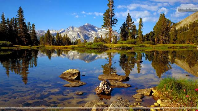Yosemite.El valle de las maravillas