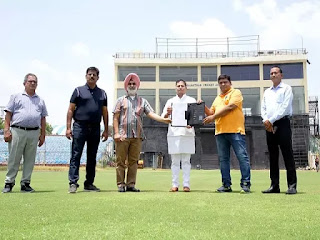 India second largest cricket stadium to be built in Jaipur