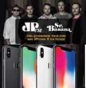 Cadastrar Promoção Jovem Pan e Sr.Banana iPhone X Outubro 2018