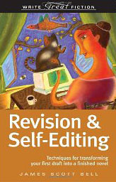 On My Writerly Bookshelf: Editing