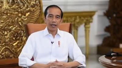 Asik, Jokowi Gratiskan Vaksin Covid-19 Bagi Seluruh Warga