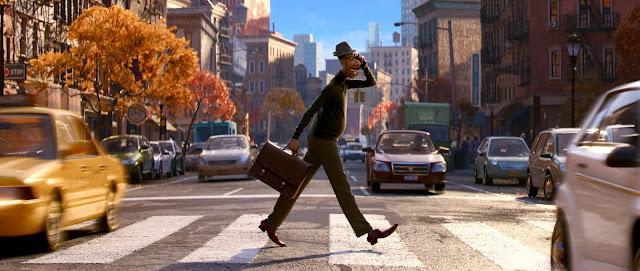 Joe from Pixar's Soul
