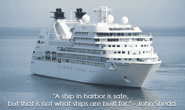 ship quotes about life