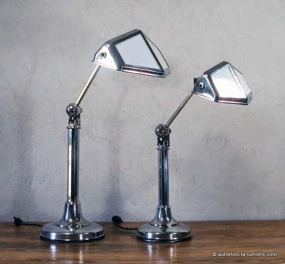 Histoire Des Lampes Pirouett