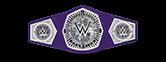 WWF Cruiserweight title belt championship design