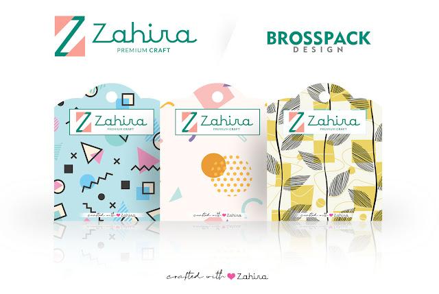 contoh desain bross pack