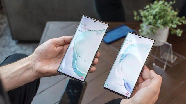 fitur spesial samsung note 10
